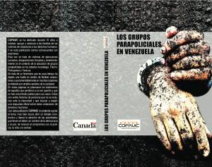 Grupos Parapoliciales en Vzla COFAVIC portada