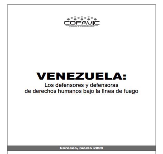venezuela los defensores