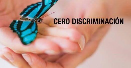 cero discriminación